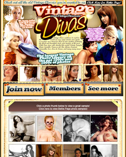 Vintage Divas